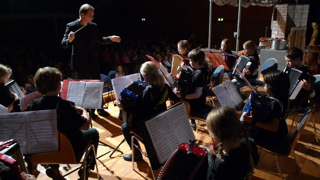 AccoMusica Schülerorchester