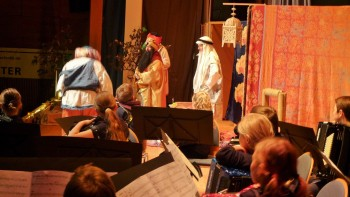 Märchen vom kleinen Muck mit Musik vom Akkordeonorchester