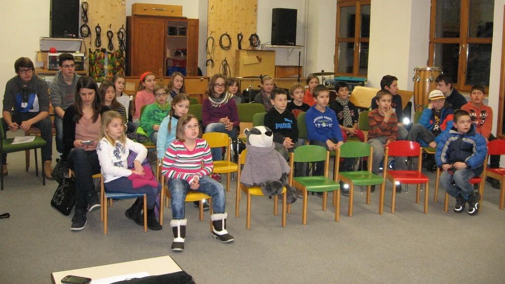 Jugendversammlung 2015