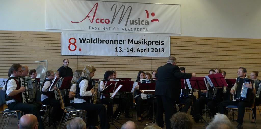 Konzertorchester des HC Sulzburg