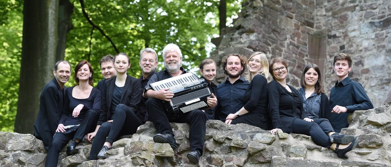 Das 1. Orchester richtet sich an ambitionierte Akkordeonisten