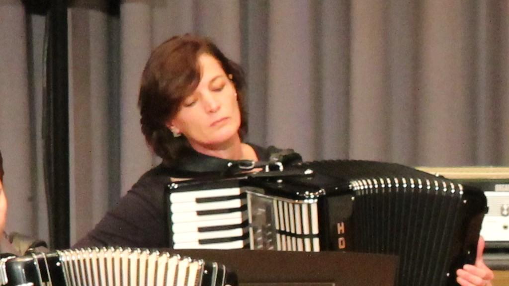 Christiane hat schon einmal Musik gemacht