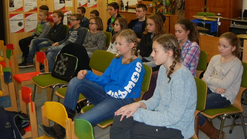 Die Vereinsjugend in der Jugendversammlung
