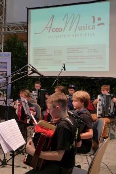 Akkordeon-Schülerorchester