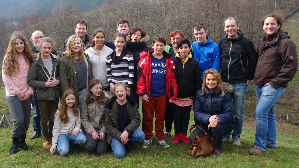 Alle Teilnehmer (bis auf den Fotografen) - Probenwochenende in Bühl-Neusatzeck