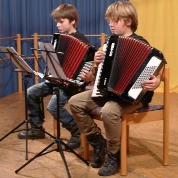 Akkordeon-Duo