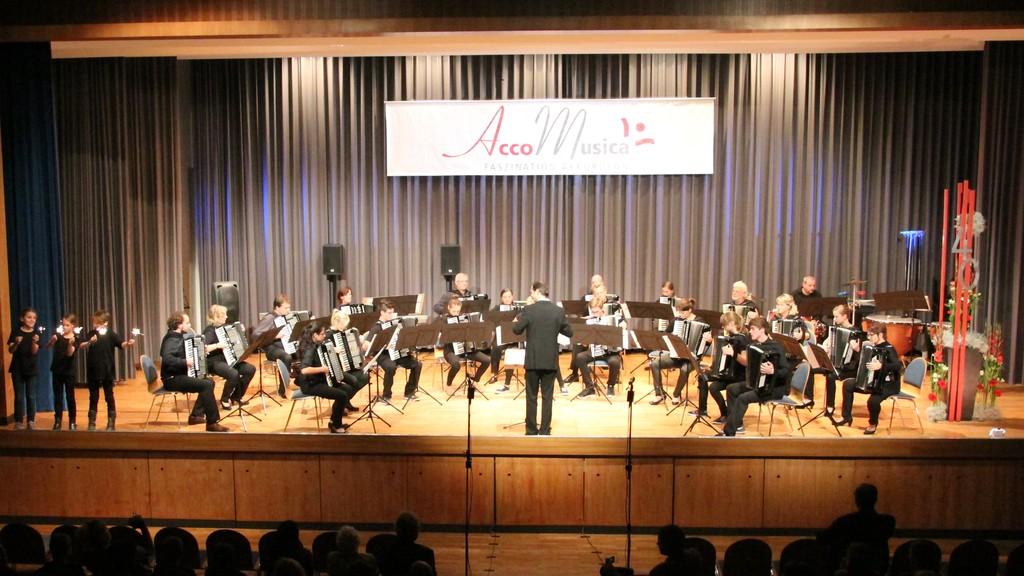 AccoMusica spielt die James Bond Concert Suite
