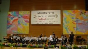 Jugendorchester in Innsbruck 2013