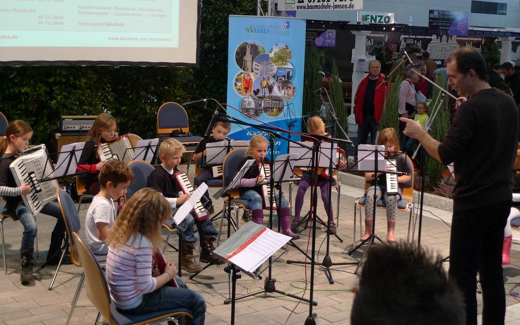 Kinder-Orchester von AccoMusica