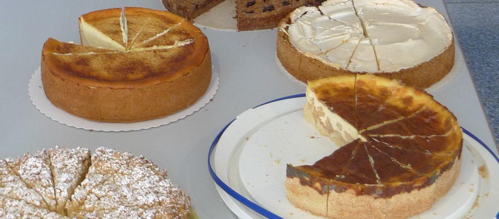 Über den Waldbronner Musikpreis haben wir rund 100 Kuchen in der Auswahl